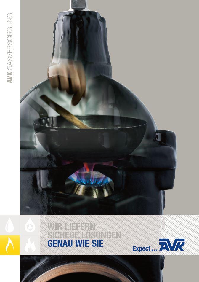 Gas Broschüre