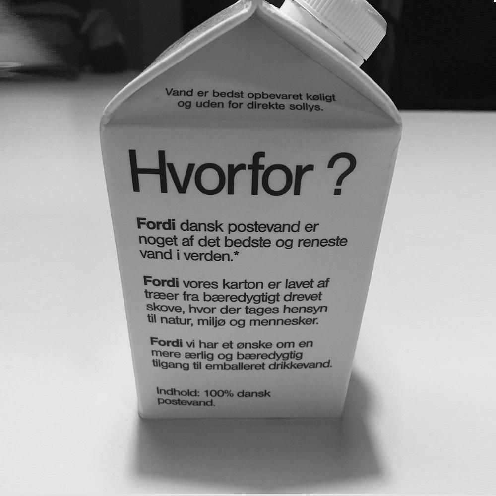 das beste Trinkwasser in Dänemark